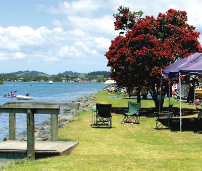 Whangateau Holiday Park