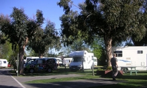 Christchurch Kiwi Holiday Park and Motels