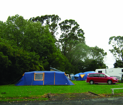 Parakai Springs Camping Ground