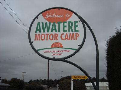 Awatere Motor Camp
