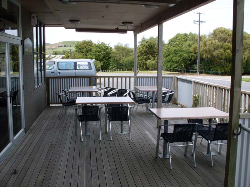 Catlins Inn Camp
