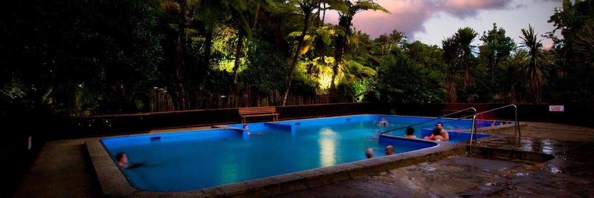 Fernland Spa Mineral Springs