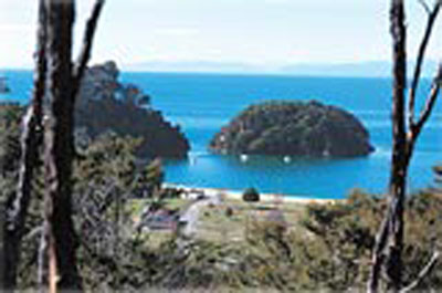 Kaiteriteri Beach Motor Camp