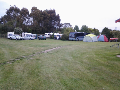 Kakanui Camping Ground