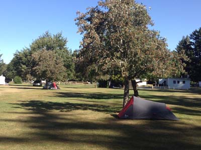 Lumsden Camping Ground