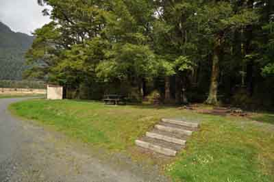 Marble Hill Camping Area