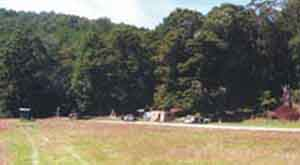 Piano Flat Conservation Campsite