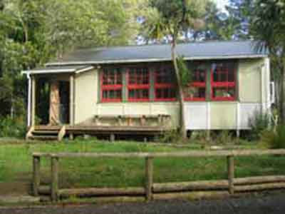Puketi Forest Campsite and Hut