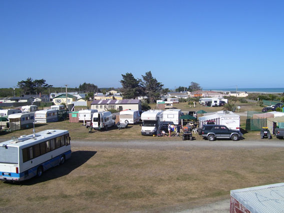 Rangitata Fishing and Camping Reserve