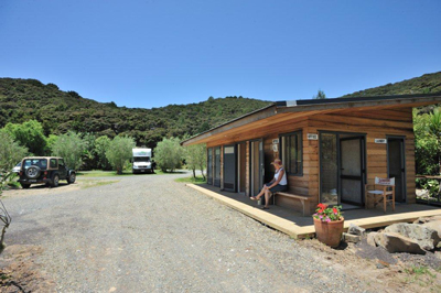 Bay of Islands Holiday Apartments & Campervan Park