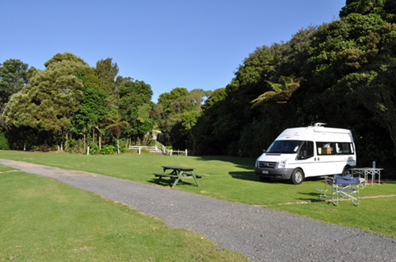 Onaero Bay Holiday Park
