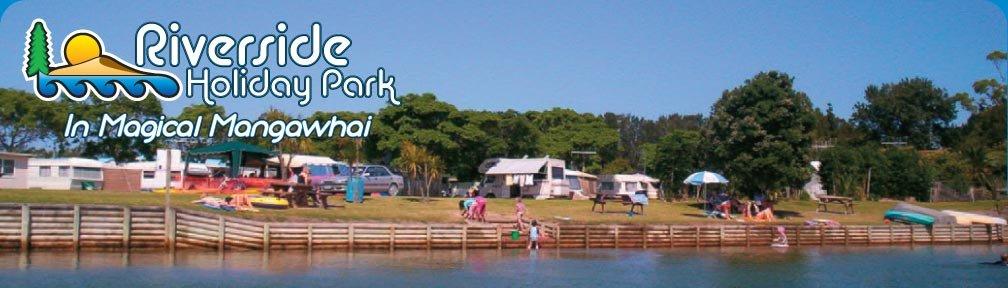 Riverside Holiday Park at Mangawhai