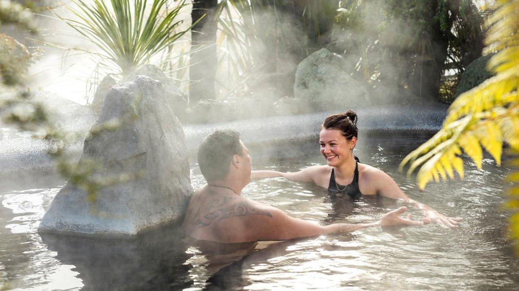 Waikite Valley Thermal Pools Camp