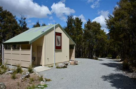 West Bay Camping Ground (St. Arnaud)
